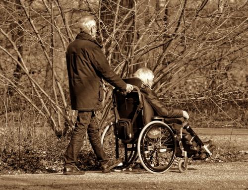 Pflegegeld bei Pflegegrad 5